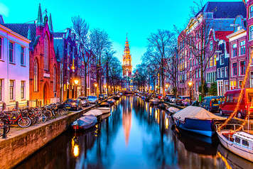 Dating Amsterdam